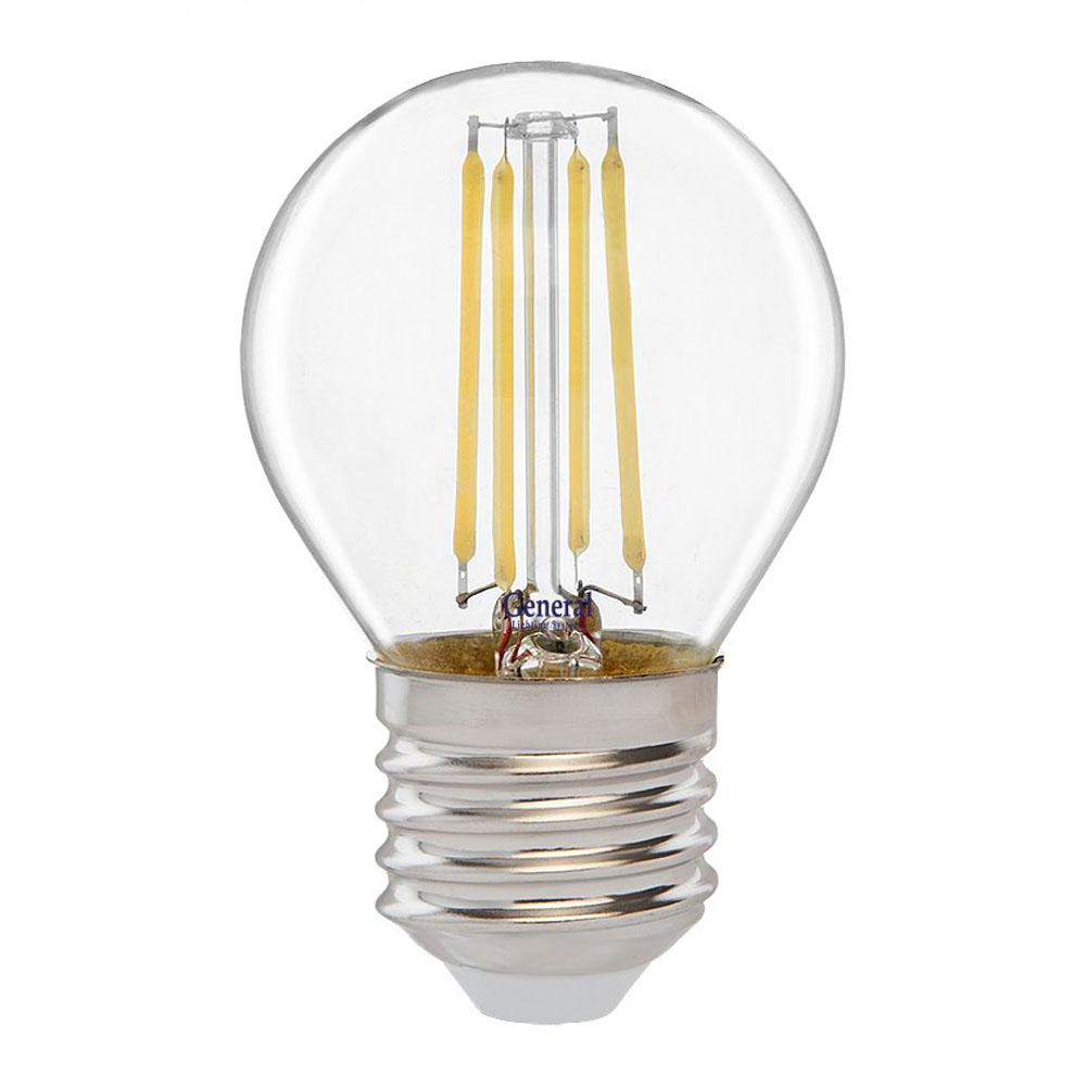 Светодиодные филаментные лампы