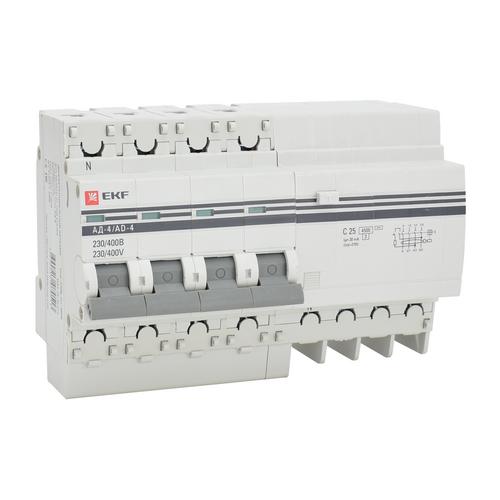 Дифференциальные автоматы (8 модулей) АД-4